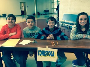 Math bowl 6th