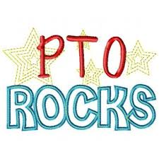PTO rocks clipart sign