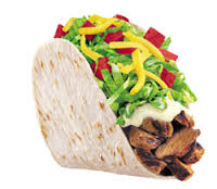 clipart picture of a taco