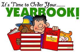 clipart picture of yearbooks