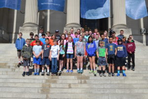 6th grade field trip picture